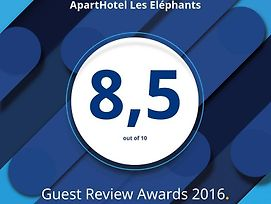 Aparthotel Les Elephants photos Exterior