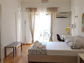 Errathens Wheat Apartment - Athens Center, 3 Bd, 1 Bath photos Exterior