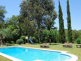 Serene Villa In Calonge With Private Swimming Pool photos Exterior