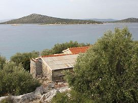 Seaside Secluded House With A Swimming Pool Cove Vitane Pasman 8481 photos Exterior