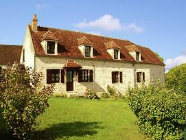Vintage Holiday Home In Champallement With A Fenced Garden photos Exterior