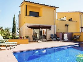 Chic Holiday House With Swimming Pool In St Pere Pescador photos Exterior