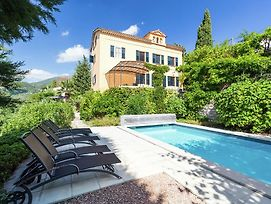 Stylish Villa With Swimming Pool In Grasse photos Exterior