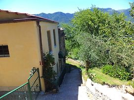 Rustic Hill View Holiday Home In Alassio photos Exterior