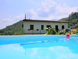 Welcoming Holiday Home With Private Pool In Molazzana photos Exterior