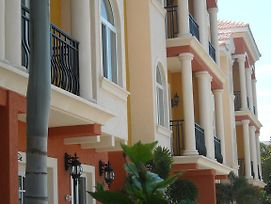 Mediterranean Three Story Beach Townhouse photos Exterior