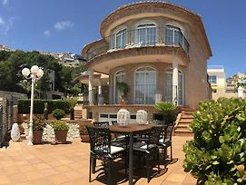 Md Villa Cap Blanc Beach Cullera photos Exterior