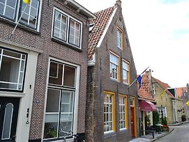 Listed 1777 Building With Whirlpool In Historical Enkhuizen photos Exterior