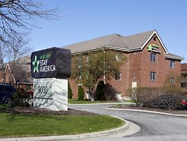 Extended Stay America Indianapolis - Northwest-College Park photos Exterior