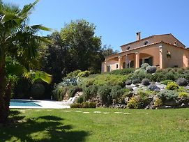 Spacious Villa In Valbonne With Swimming Pool photos Exterior