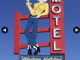 Western Holiday Motel photos Exterior