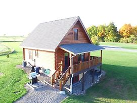 Cobtree Otisco Log Home photos Exterior