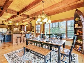 Custom Barnwood Home In Aspen Forest Free Activities Daily And Hot Tub photos Exterior