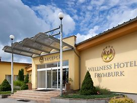 Wellness Hotel Frymburk photos Exterior