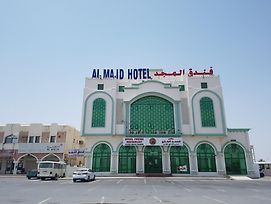 Al Majd Hotel Apartments photos Exterior