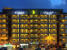 Al Khoory Atrium Hotel photos Exterior