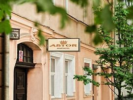 Aparhotel Astor photos Exterior