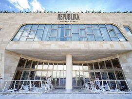 Republika Ortakoy Aparts photos Exterior