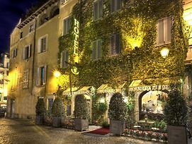 Boutique Hotel Campo De Fiori photos Exterior