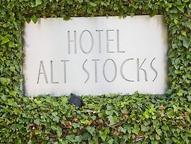 Hotel Alt Stocks photos Exterior