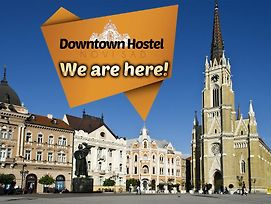 Downtown Hostel Novi Sad photos Exterior