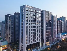 Somerset Aparthotel Xindicheng Xi'An photos Exterior