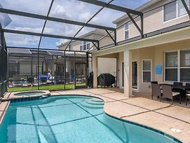 Cozy House With Private Pool And Spa In Resort Near Disney - Windsor Hills 2637 photos Exterior