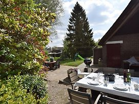 Quaint Farmhouse Near River In Oosterwijk photos Exterior