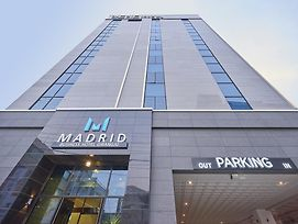 Madrid Hotel Gwangju photos Exterior