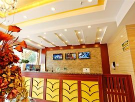 Greentree Inn Huizhou Chenjiang Intercity Rail Station Hotel photos Exterior