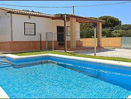 Bungalow En Conil Con Piscina photos Exterior