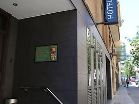 Hotel Alguer Camp Nou photos Exterior