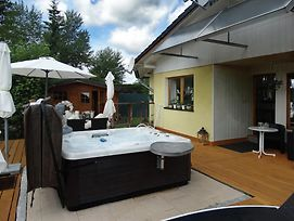 Cozy Holiday Home In Lenzkirch With Whirlpool photos Exterior