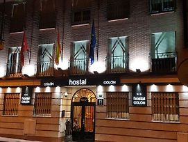 Hostal Colon photos Exterior