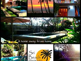 Sri Beach Bungalows And Villa photos Exterior
