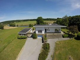 Spacious Villa With Jacuzzi And Sauna On River In Ardennes photos Exterior