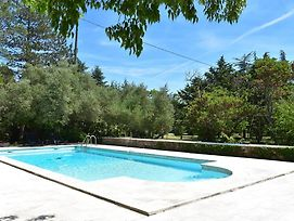 Luxurious Villa With Private Swimming Pool In Uzes photos Exterior