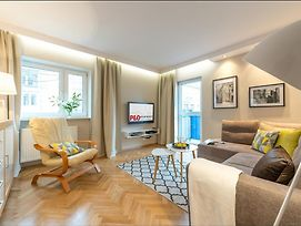 Chmielna Warsaw Cental Station P&O Serviced Apartments photos Exterior