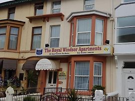 Royal Windsor Holiday Apartments photos Exterior