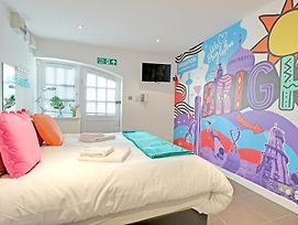 Artist Studio - Super Central Brighton - Sleeps 2/3 Guests - Free Wifi photos Exterior