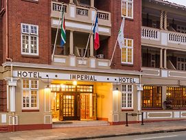 Imperial Hotel By Misty Blue Hotels photos Exterior