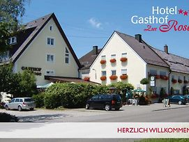 Hotel-Gasthof Zur Rose photos Exterior