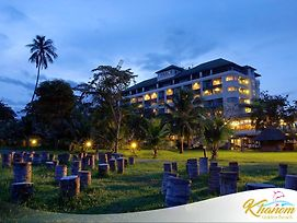 Khanom Golden Beach Hotel photos Exterior