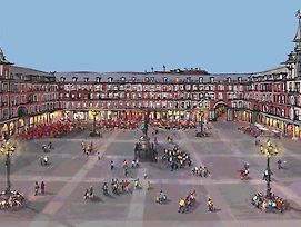 Book In Madrid Plaza Mayor photos Exterior
