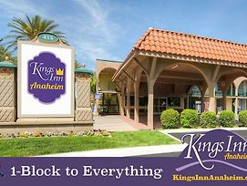 Kings Inn Anaheim At The Park & Convention Center photos Exterior