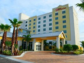Hilton Garden Inn Daytona Beach Oceanfront photos Exterior