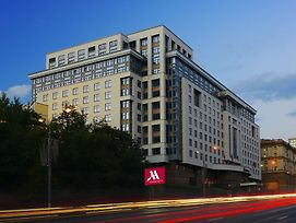Moscow Marriott Hotel Novy Arbat photos Exterior