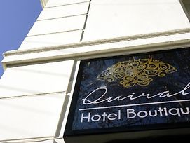 Quiral Hotel Boutique photos Exterior