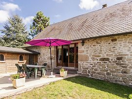 Cozy Holiday Home In Ambrugeat With Private Garden photos Exterior