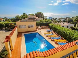 Simon Pretty Holiday Property With Private Pool In Benissa photos Exterior